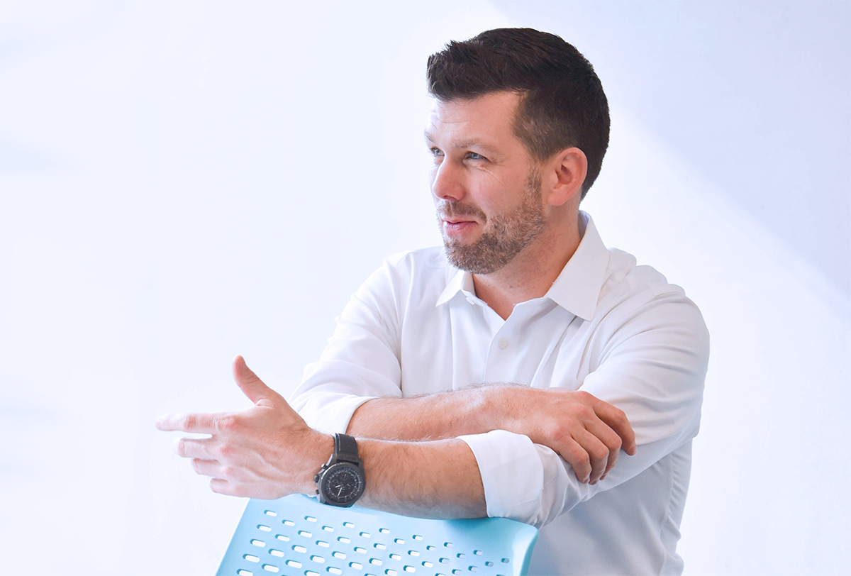 Ryan Neal Blueprint Technologies President