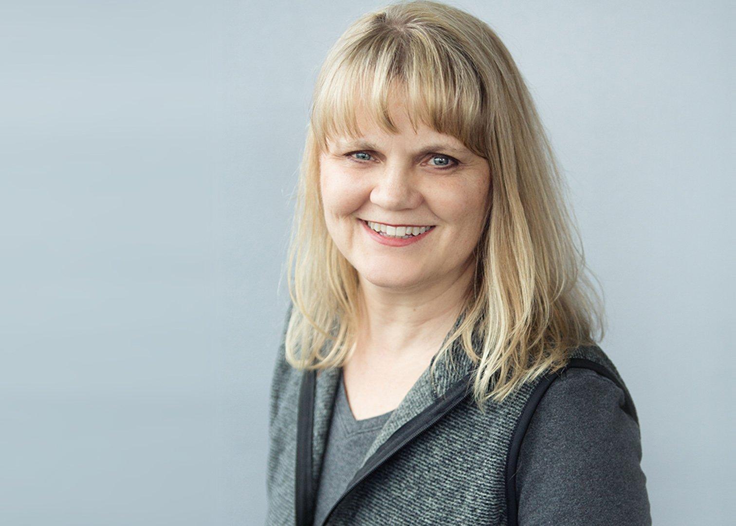 Barb Coplen Senior Solutions Architect