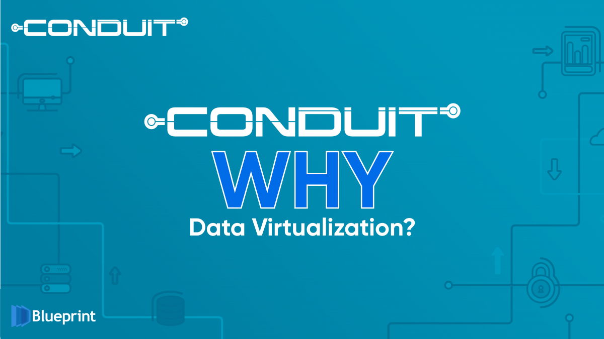 Why is data virtualization so important? Conduit explanation video