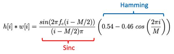 Hamming equation