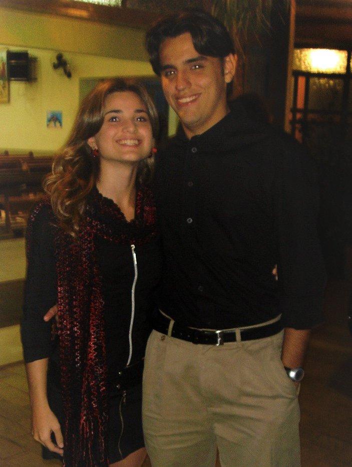 Ana and Luiz