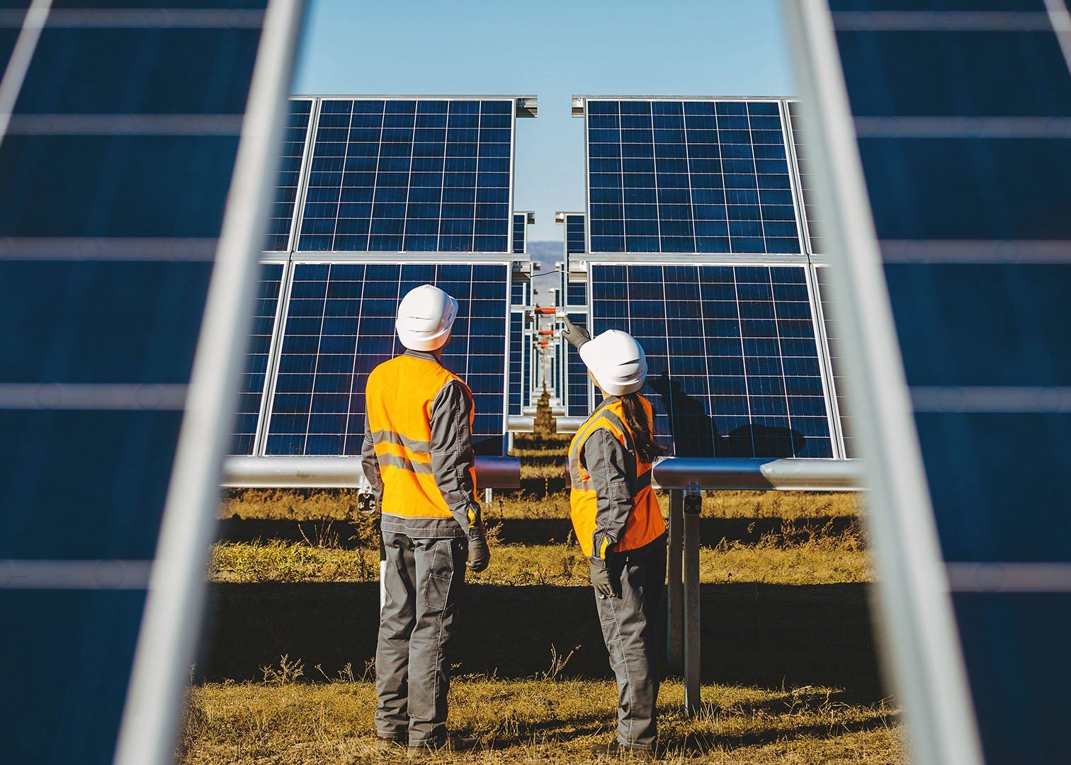 Scalability with a strong technical foundation in renewable energy