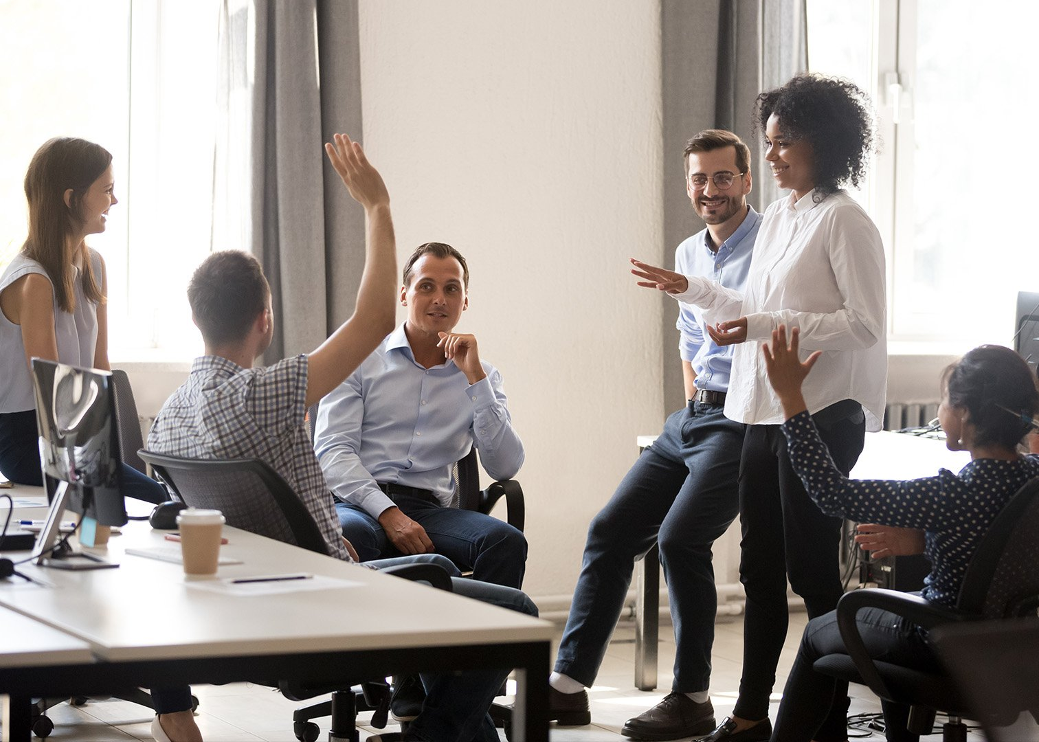 Change management - facilitating employee support with change initiatives