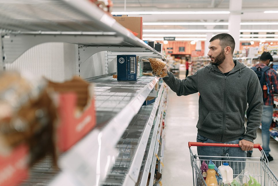 Stockouts are accretive, it costs revenue, hurts brand reputation and customer loyalty